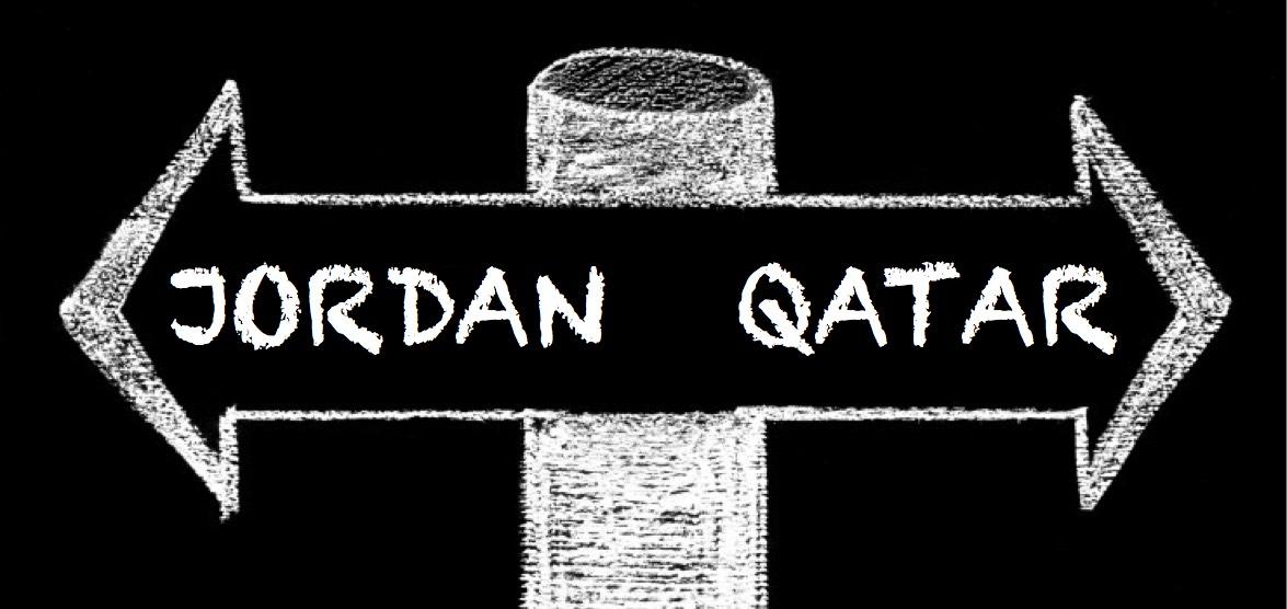 Jordan or Qatar